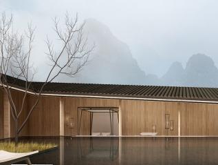 Resort in Guilin
